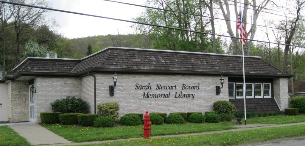 Sarah Stewart Bovard Memorial Library