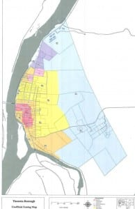 Zoning Map Crop